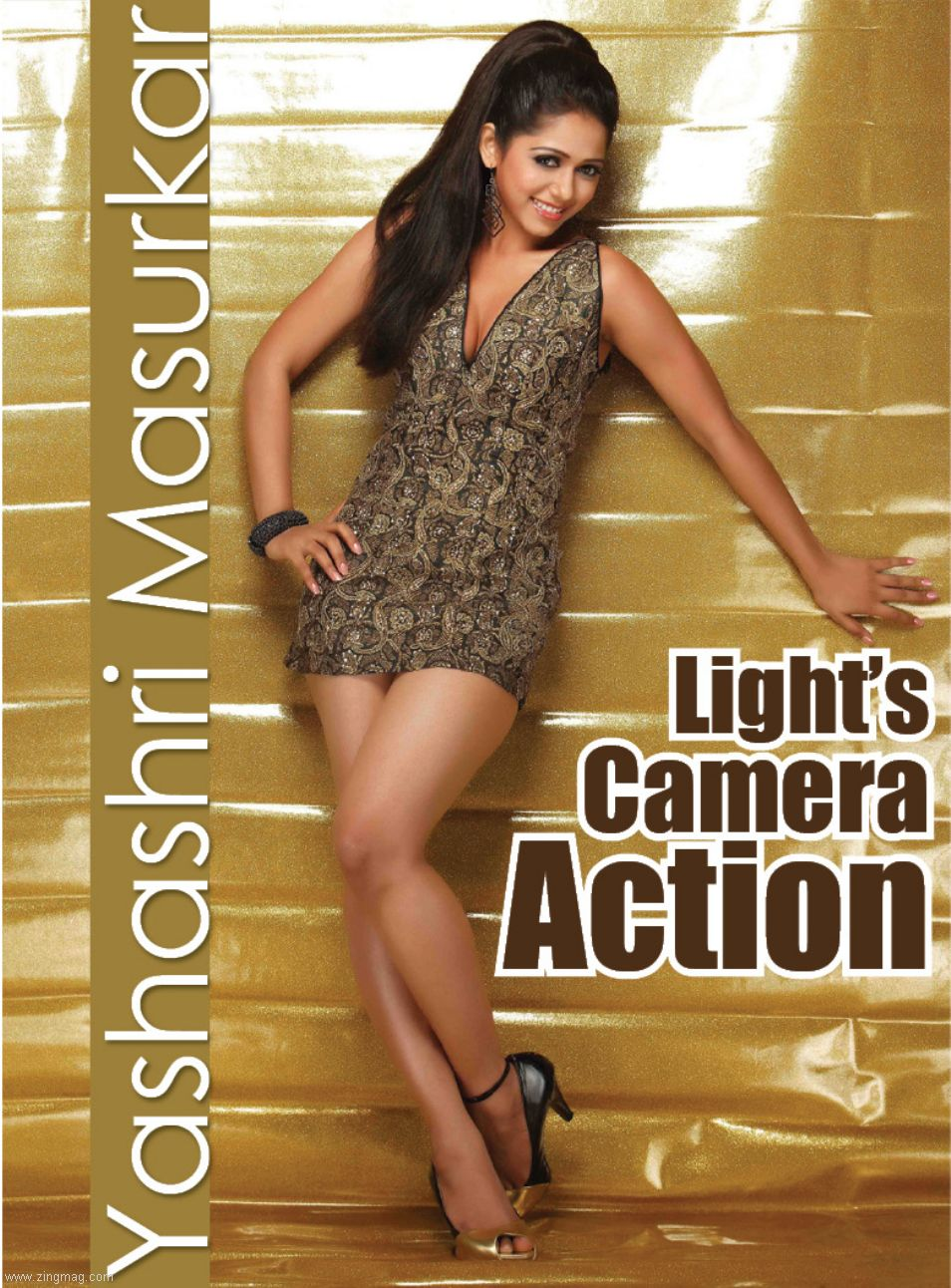 Light's Camera Action - Yashashri Masurkar