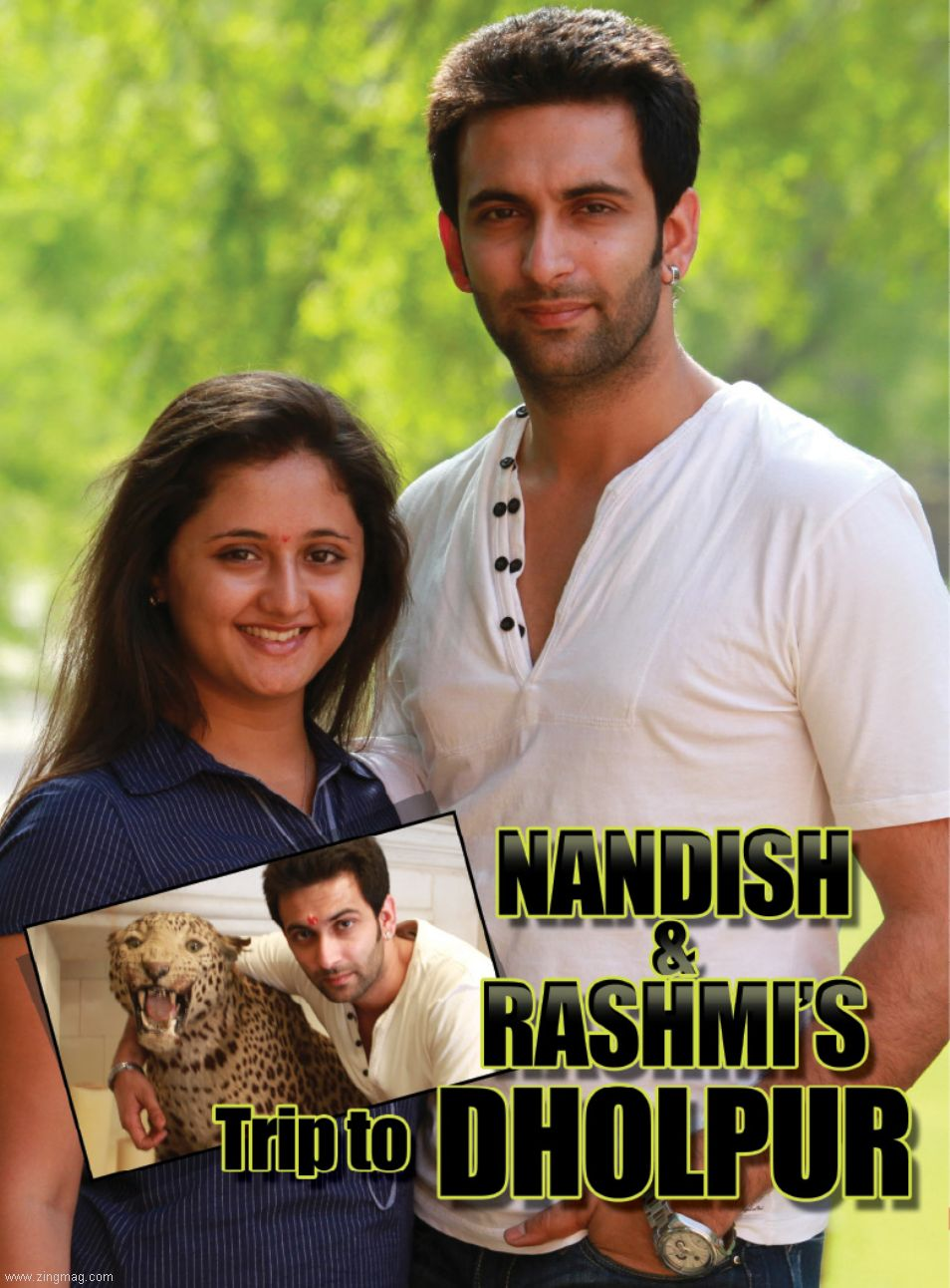 Nandish and Rashmi's trip to Dholpur