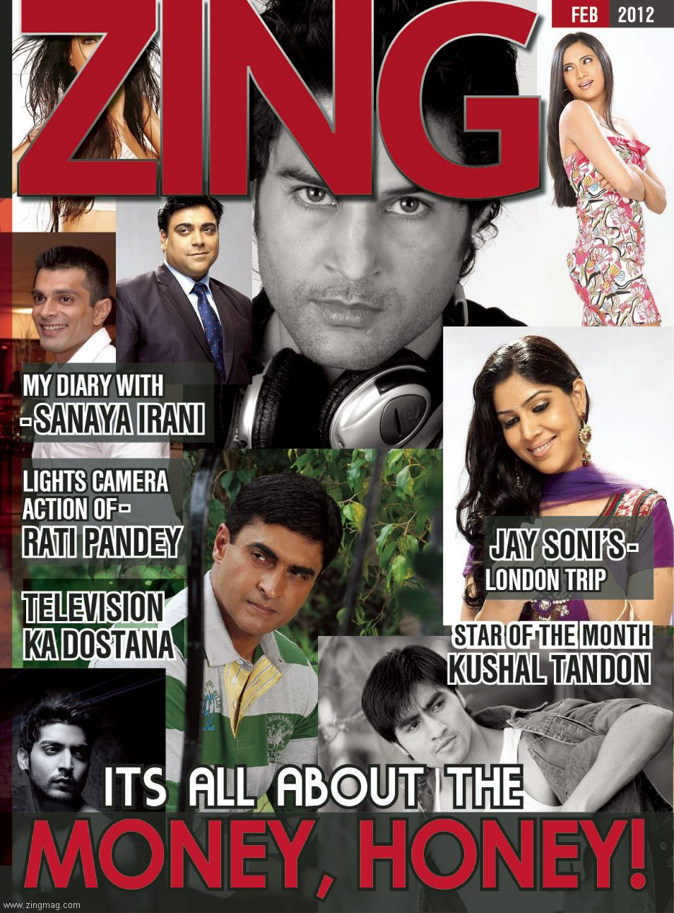 Zing Mag February issue