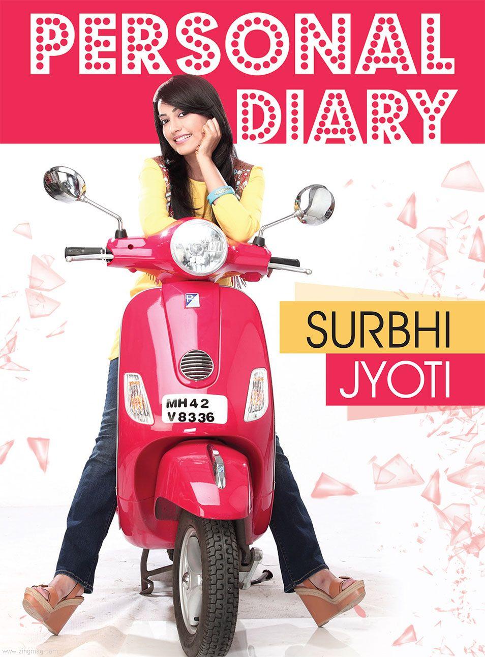 Persoanl Dairy Of Surbhi Jyoti